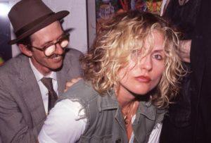 R Crumb & Debbie Harry