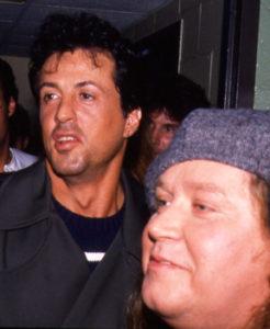Sylvester Stallone & Sam Kinnison
